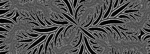 fractal symmetry pattern