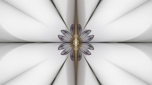 fractal fleur elegance