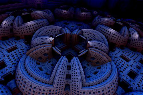 fractal complexity geometric