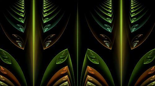 fractal texture pattern