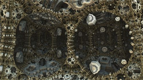 fractal complexity mathematical