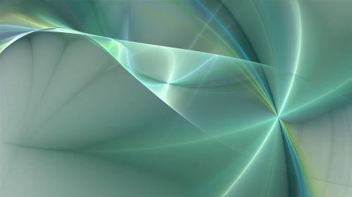 fractal blue grey