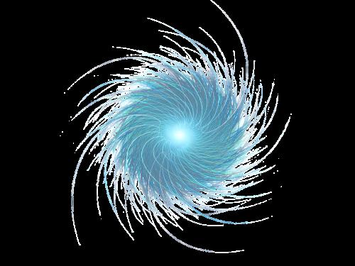 fractal light light fractal