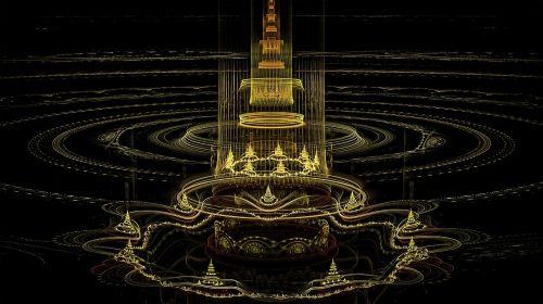 fractal city geometry