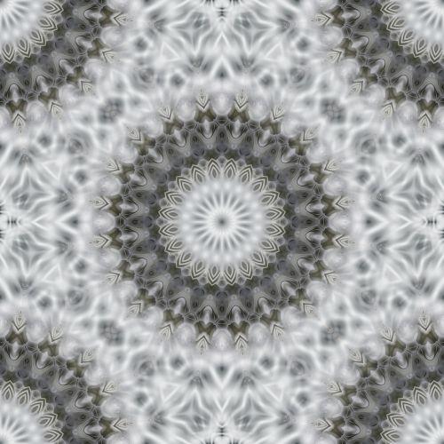 fractal kaleidoscope mandala