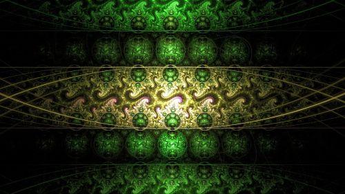 fraktalas,fraktalinis menas,skaitmeninis menas,Kompiuterinė grafika,tekstūra,dizainas,fantazija,menas,žalias,šviesa