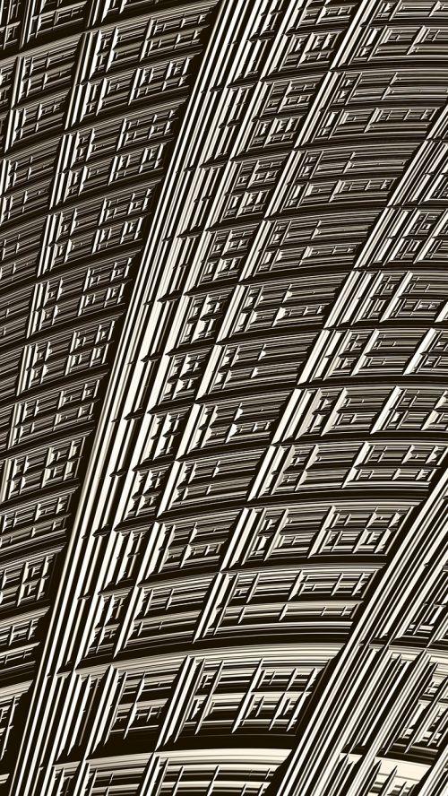fractal design pattern