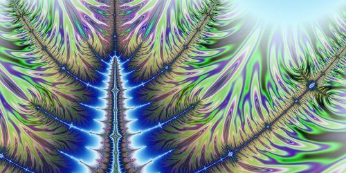 fractal fantastic colorful