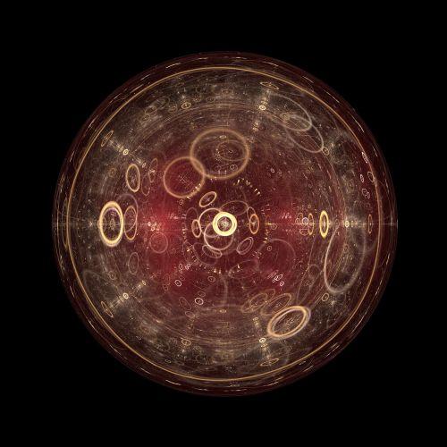 fractal sphere maru