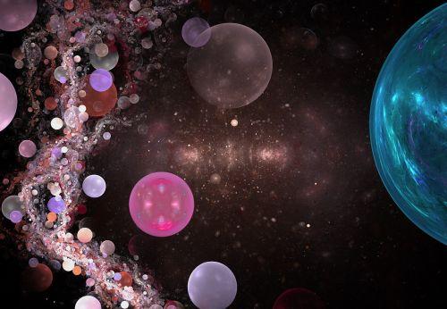 fractal digital art computer graphics