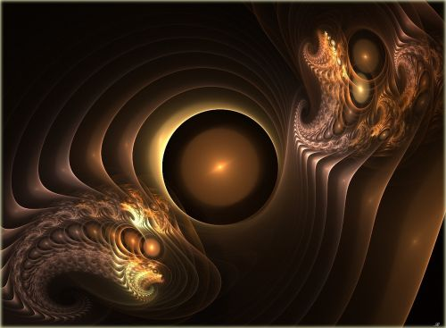 fractal endless emotion