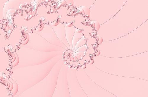 fractal,pink,background,pattern,texture,abstract,fractals,strudel,pastel,mathematics
