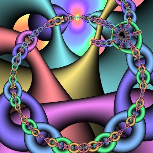 Fractal Chains