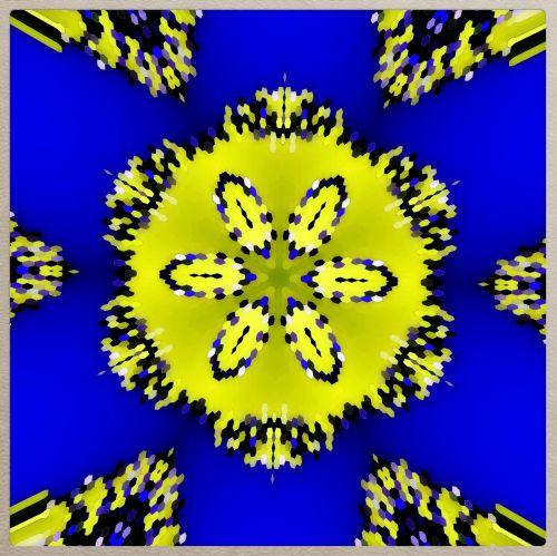 Fractal Patterned Ornament