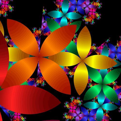 Fractal Petals