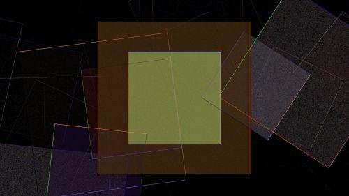 Fractal Squares