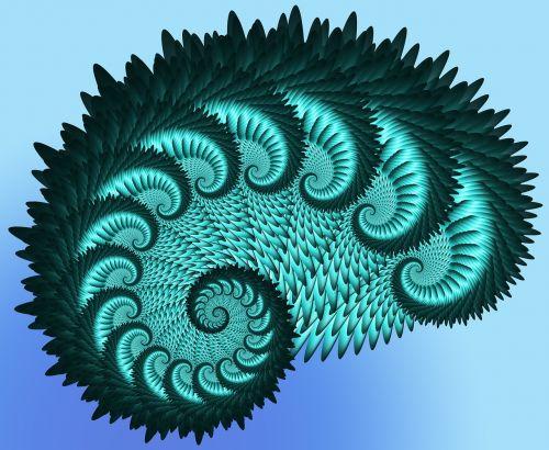 fractals texture eddy
