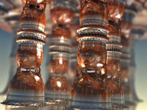 fractals fractal art 3d