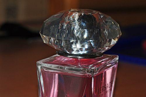 fragrance perfume glass bottle