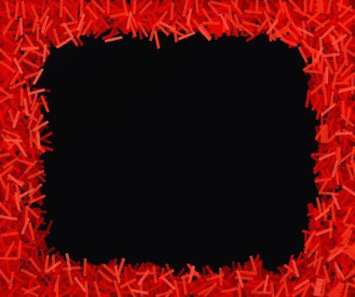 frame border background