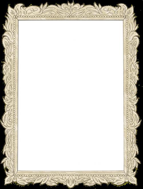 frame photo antique
