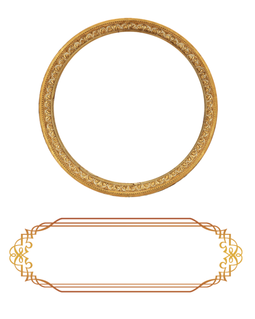 frame photo frame tracery