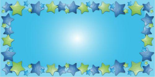 frame stars star