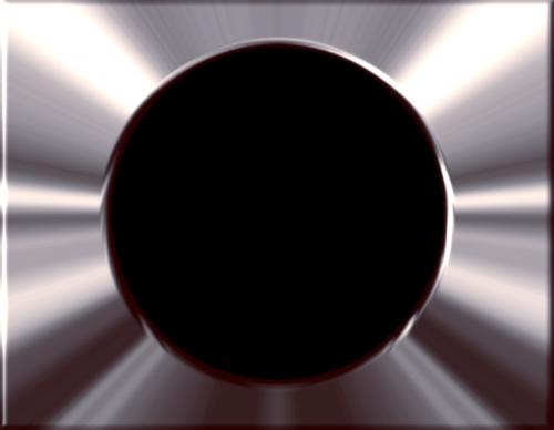 frame border circle
