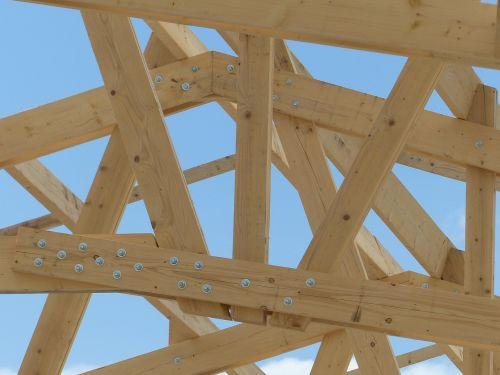 frame assembly wood