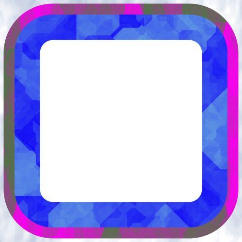 mėlynas, rožinis, rėmas, balta, nuotrauka & nbsp, rėmas, apdaila, ribojasi, amatų, ornamentas, papuoštas, tuščias, pasienio, vieta, dekoratyvinis, retro, rėmas al