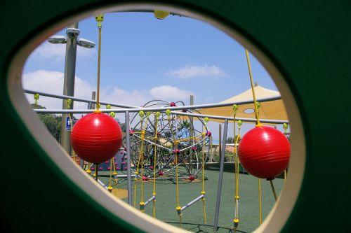 Framed Playground