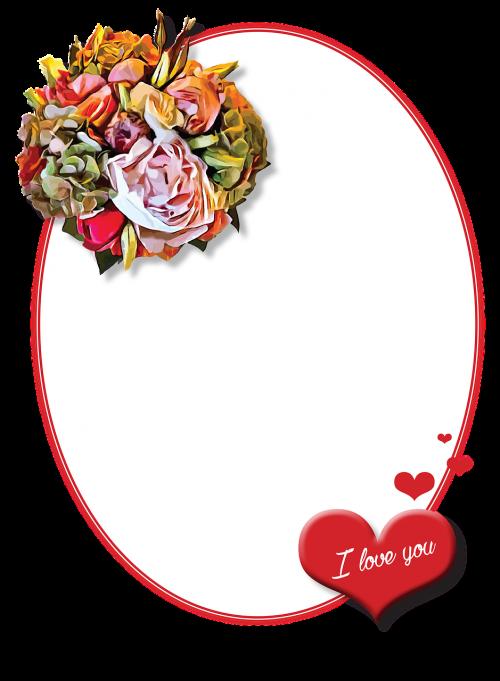 framework love placecard