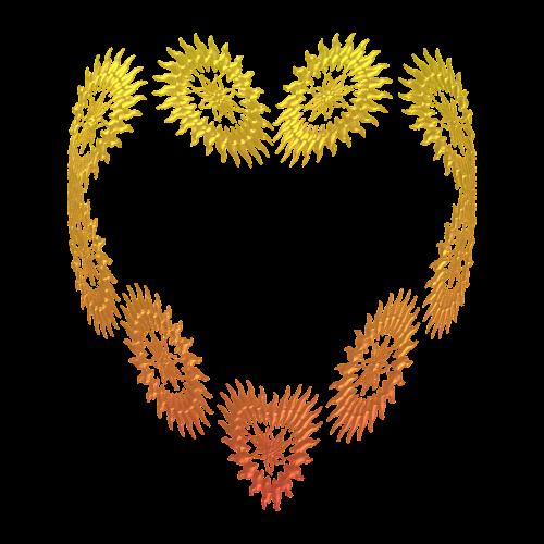 framework sun heart