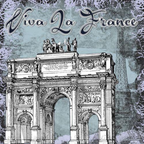france viva la france in honor of
