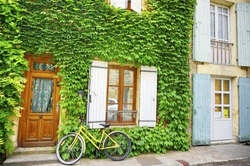 france village bicycle