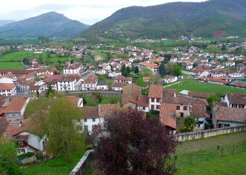 france basque country pyrénées
