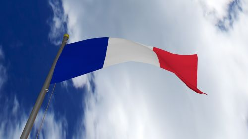 france france flag french