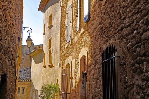 france provence street