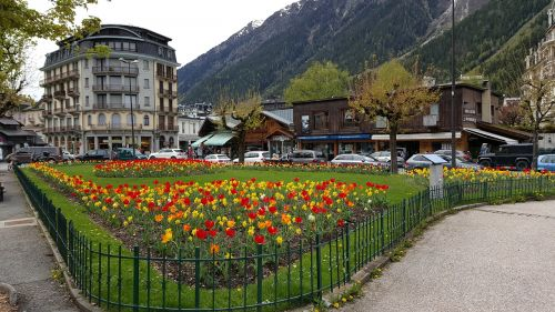 france mountain chamonix