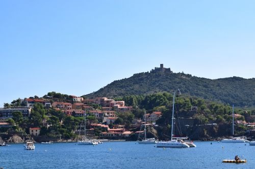 france collioure the southern coast of france