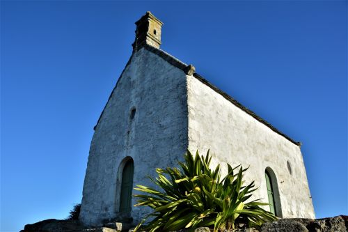 france roscoff chapel of st barbe