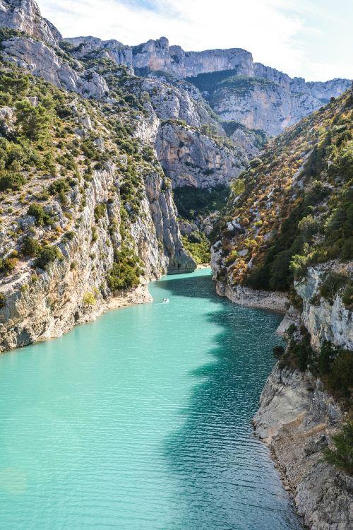 france lac de sainte-croix sainte-croix-du-verdon