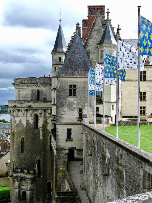 france  loire  castles