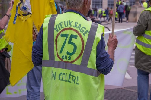 france  yellow vests  event
