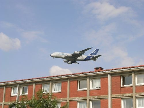 france aircraft airbus
