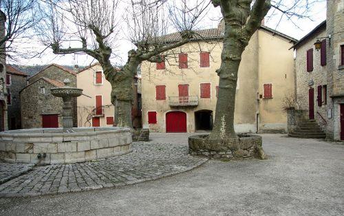 france holy eulalie of cernon village