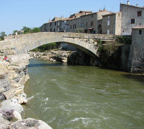 france corbières medieval village