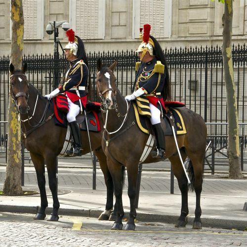 france paris horses