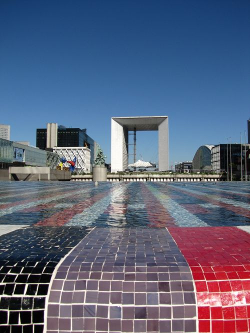 france paris la defense