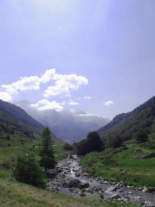 france pyrenees landscape